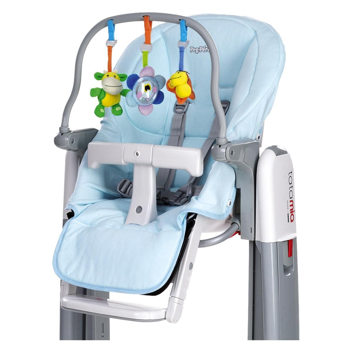 Kit Tatamia Siesta Newborn Azzuro 30169 Peg Perego Baby Chair