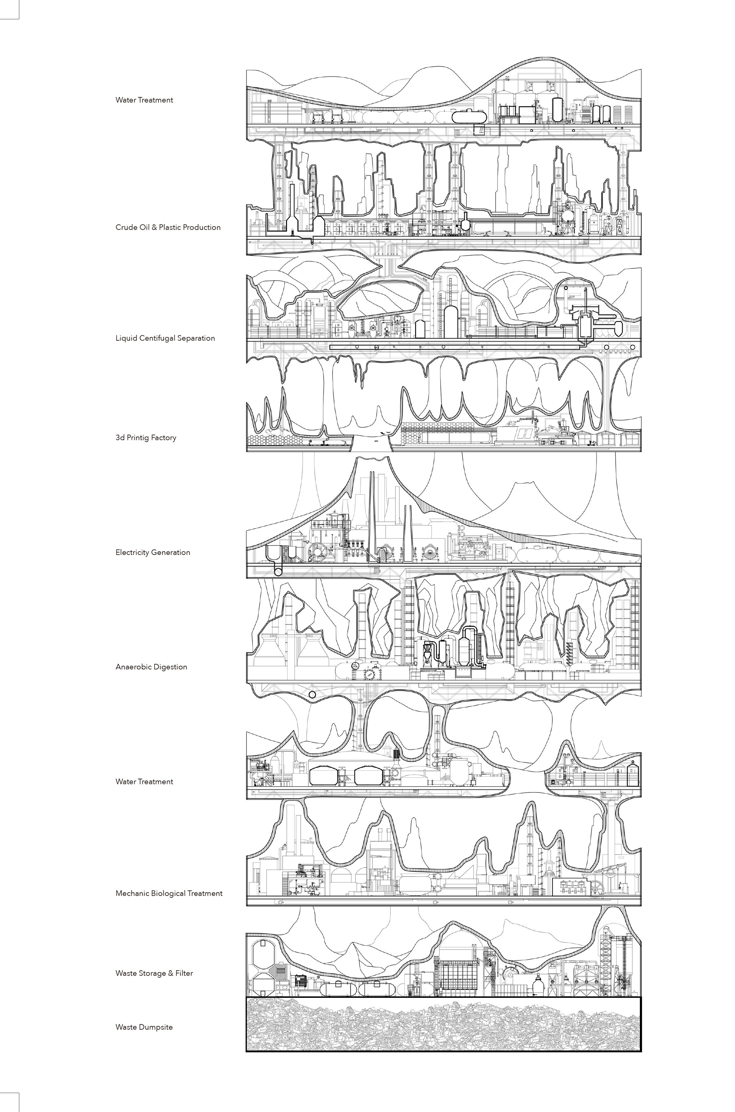 Architecture Drawing Competition 2017