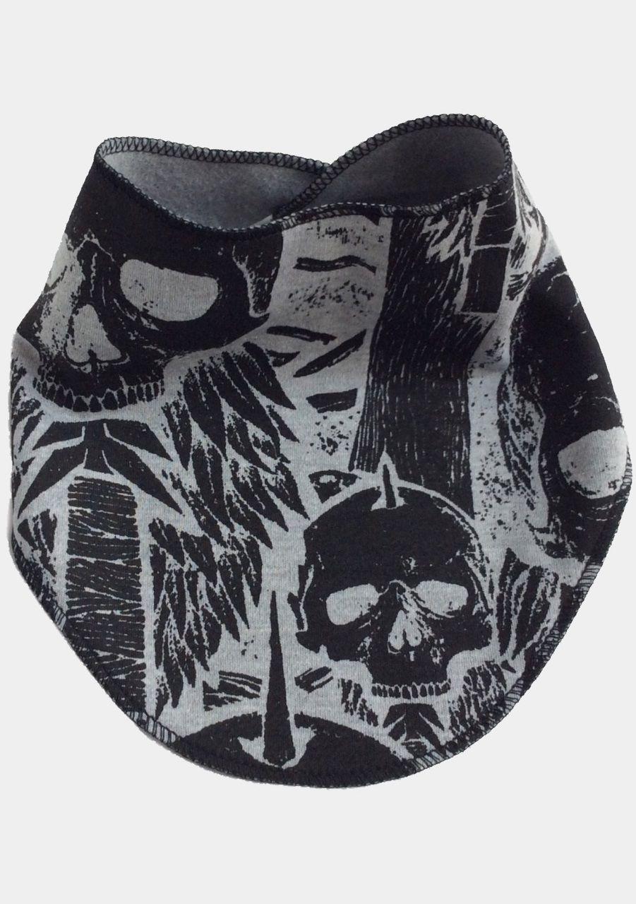 Tribal Skull Tattoo Baby Dribble Bib Tribal skull, Baby