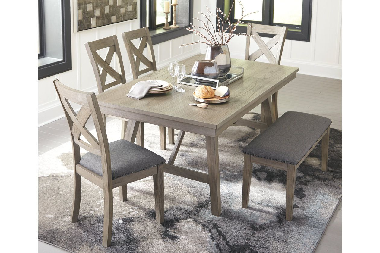 Excellent Aldwin Dining Room Bench In 2019 Dream House Dining Room Pdpeps Interior Chair Design Pdpepsorg