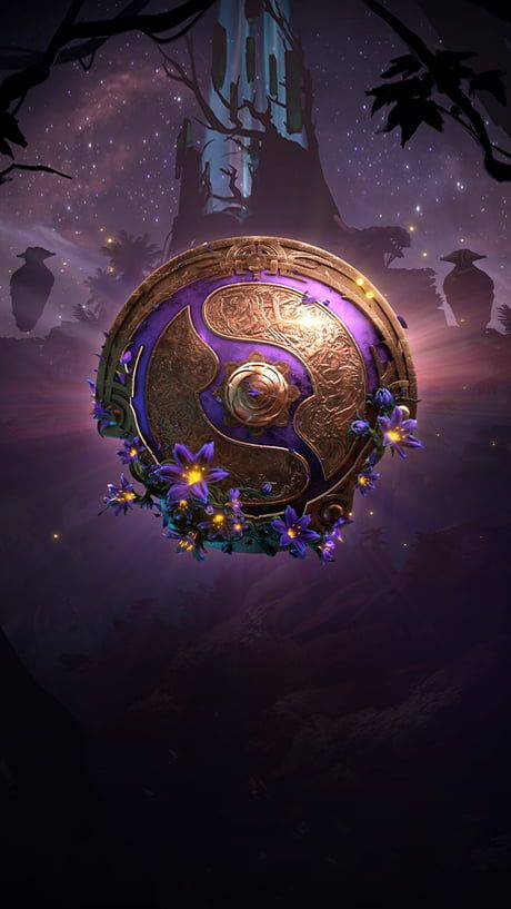 TI9 Wallpaper for iPhone users ( Doesn't block clock ) in ...
