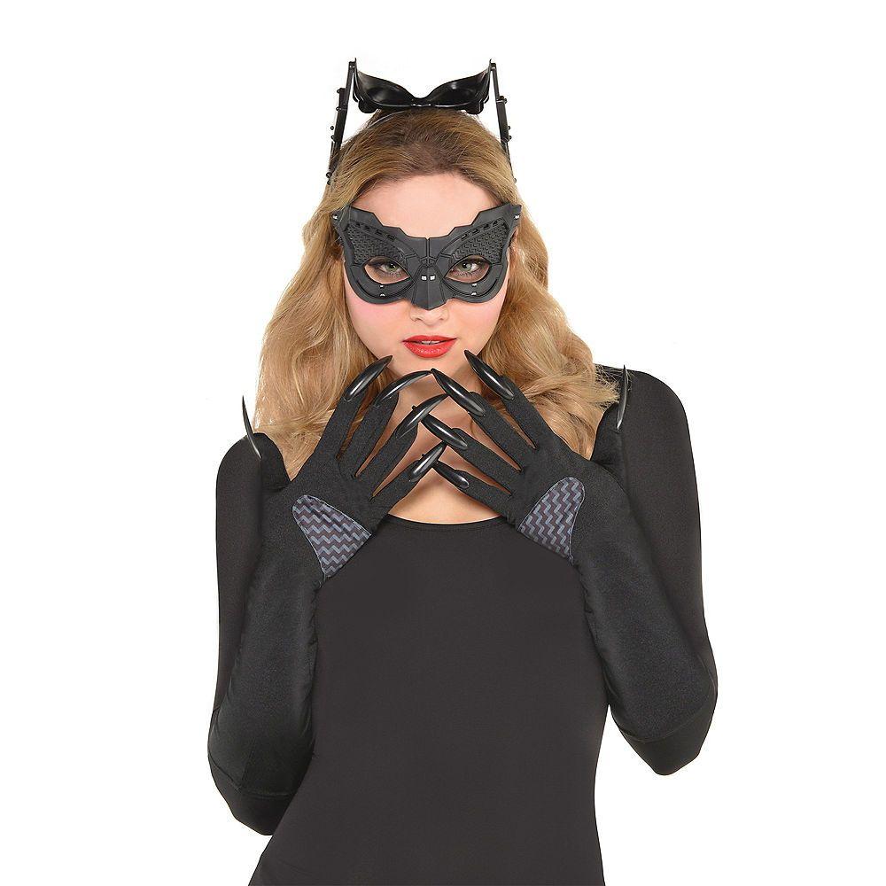 Adult Catwoman Costume Accessory Kit - Dark Knight Rises ...