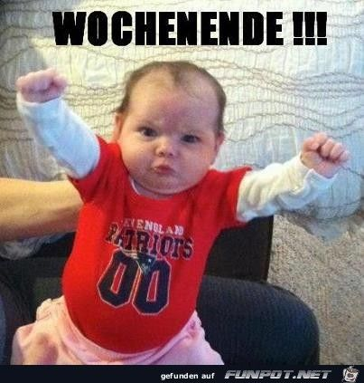 Wow Wochenende | Morning | Funny, Funny pictures und Man humor
