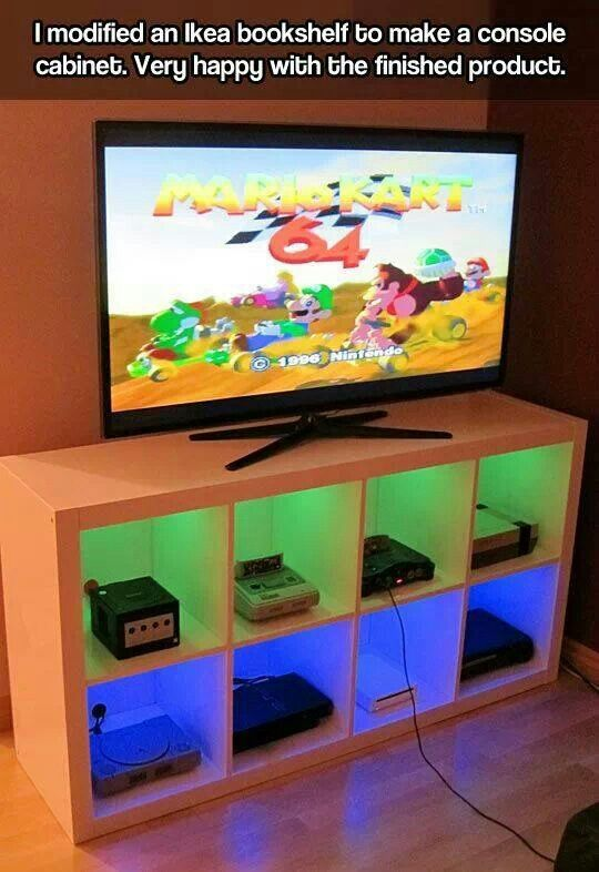 this is awesome living area decor video game rooms diy rh pinterest com