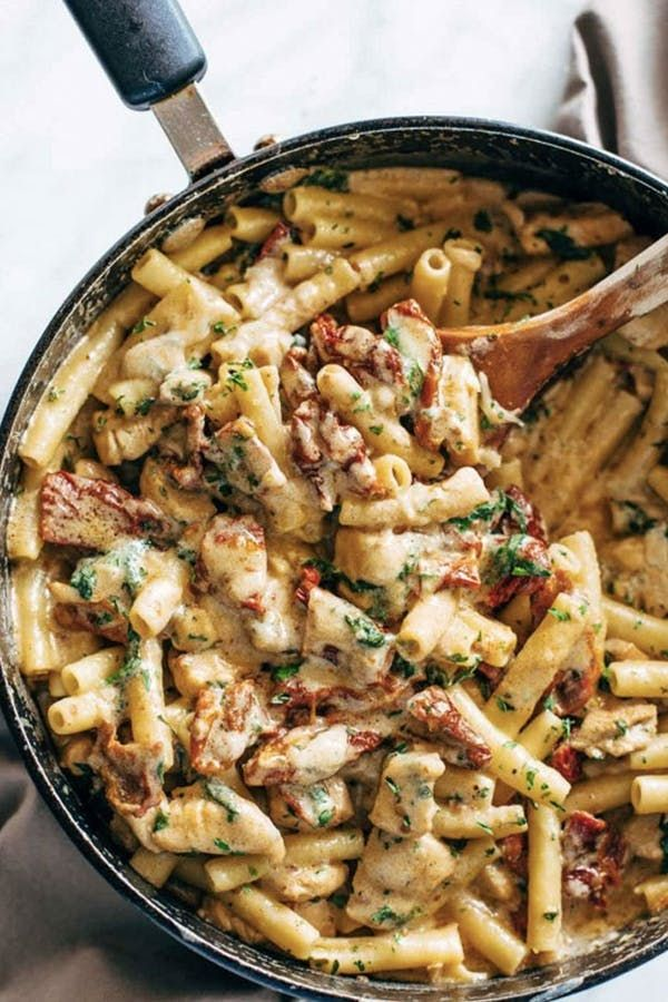 18 Chicken Pasta Recipes to Make for Dinner Tonight images