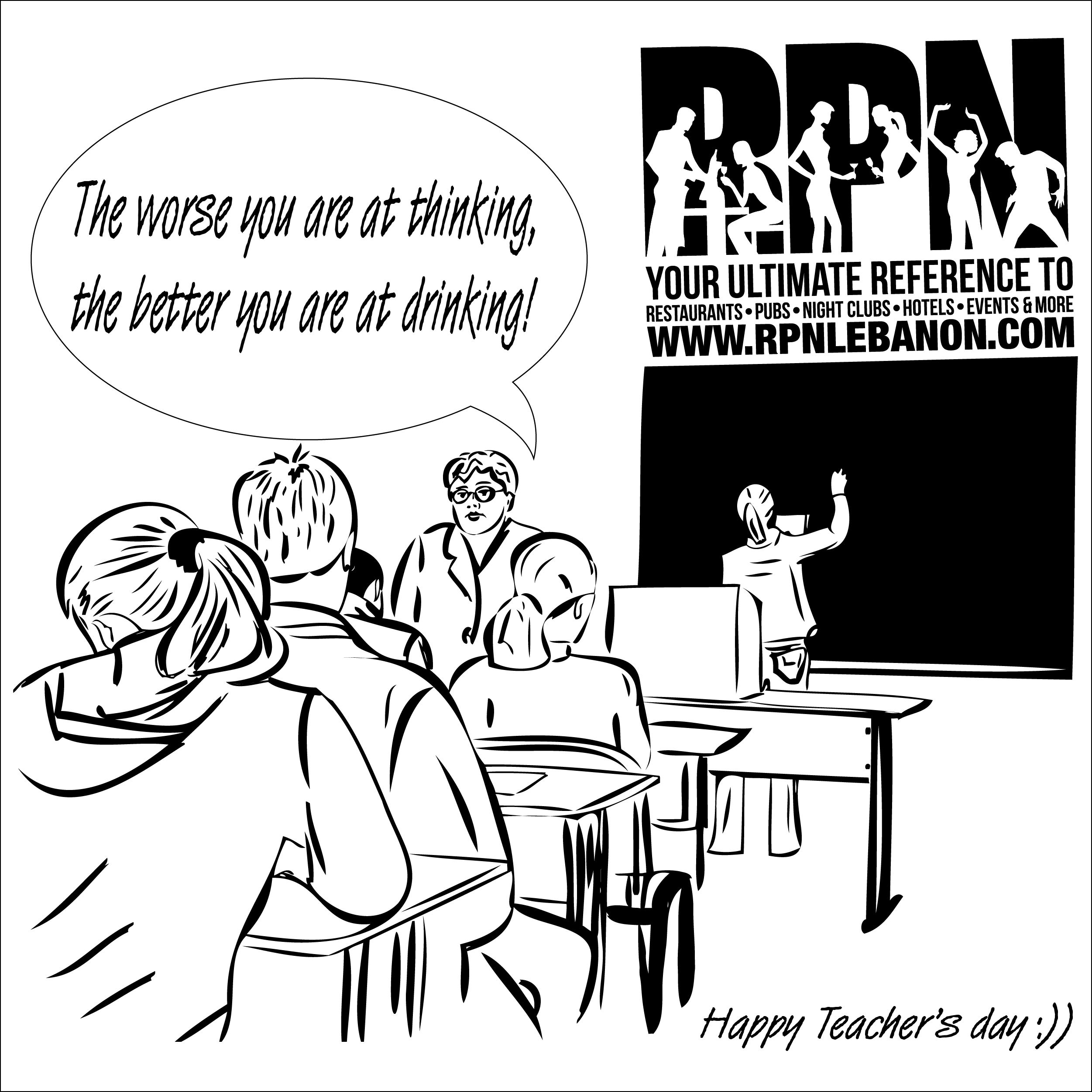happy teacher day drawing » [HD Images] Wallpaper For Downloads ...