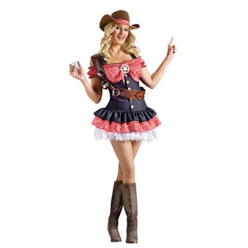 Dameskostuum Cowgirl Shotgun Costume Pinterest Shotguns - ladies halloween costume ideas