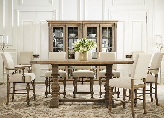Avondale Home Dining Room Counter Height Table