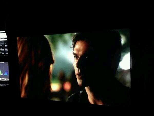 Damon in #TVD 5x02