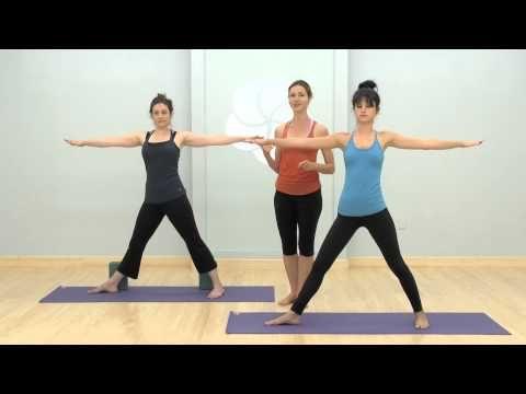 free preview beginner yoga class meet trikonasana