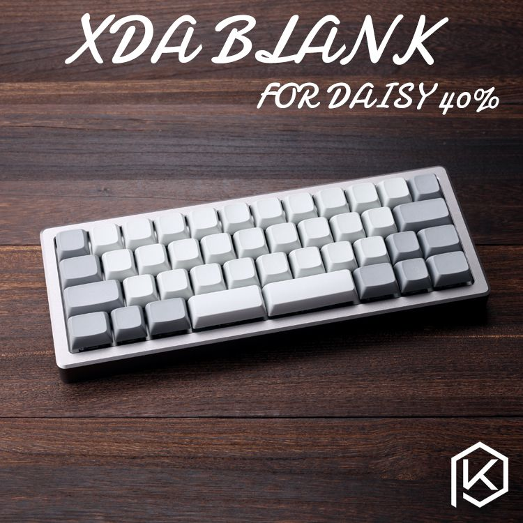 Find More Keyboards Information about XDA blank keycaps daisy 40% 40