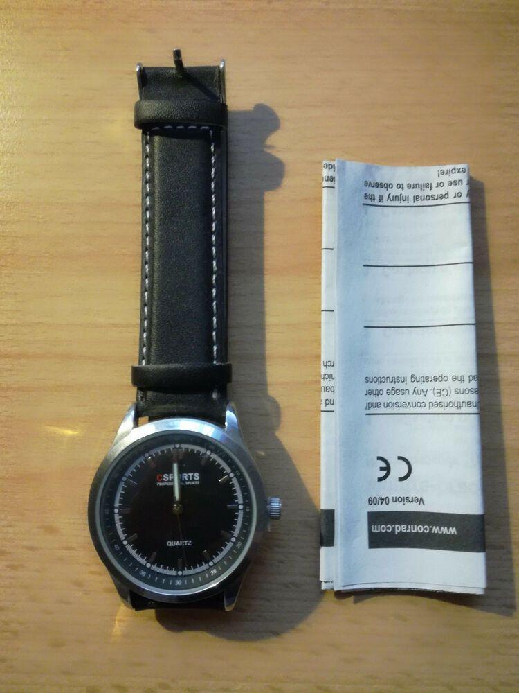 Jungen Herren Neu Ebay Sports Herrenuhren Armbanduhr Oder 9HYW2EDI