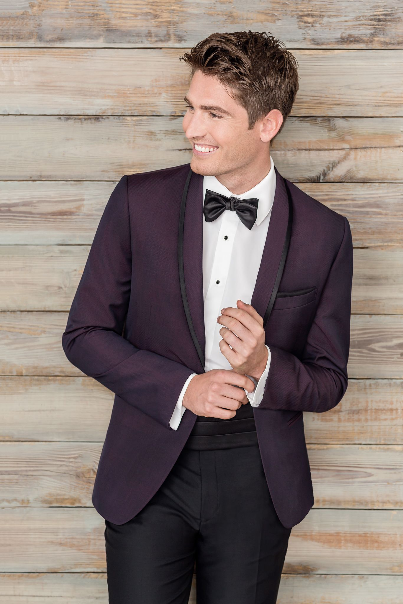Foresto tuxedo has a variety of formal wear to outfit our clients