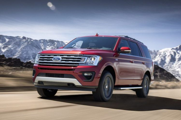 The Top 10 Suvs To Look Out For In 2020 Ford Expedition Ford
