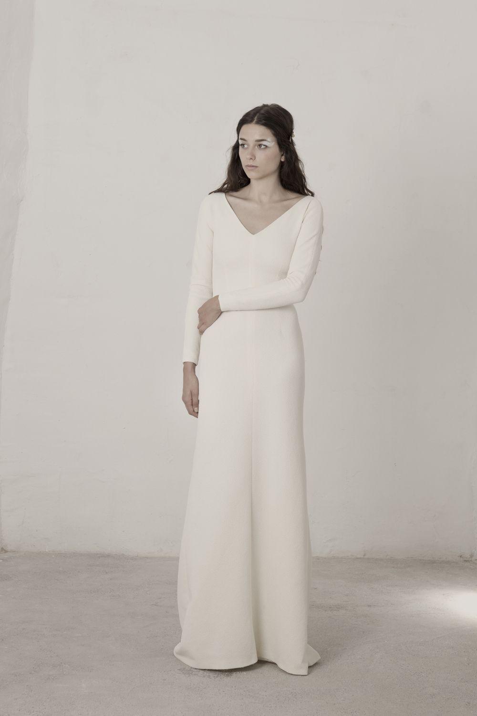 Vestidos de novia cortana pide tu cita online modestly wed