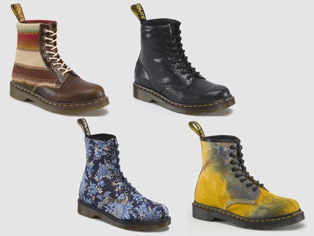 Nueva colección Dr. Martens otoño - invierno 2013 - 2014
