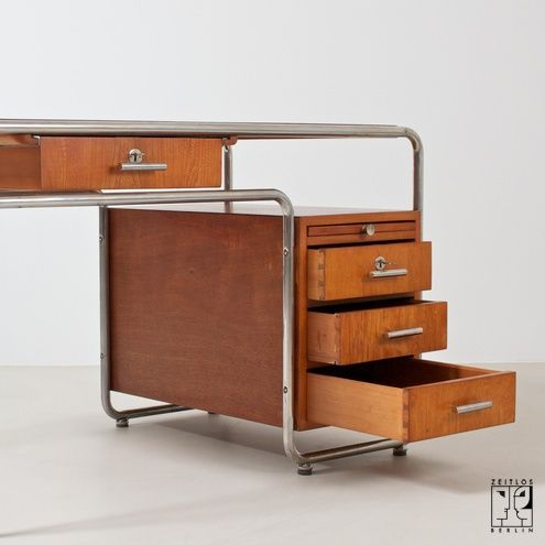 bauhaus desk tables, desks Pinterest Industrial, Escritorios y
