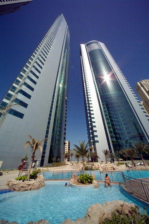 Oasis Beach Tower Dubai United Arab Emirates