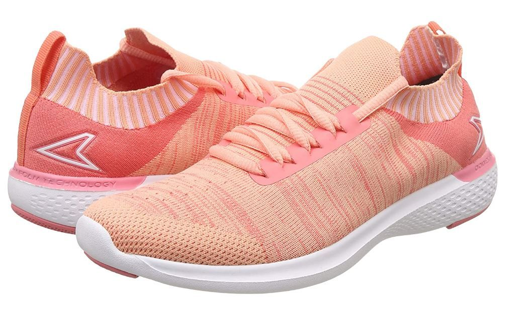 Connect Grandeur Coral Running Shoes