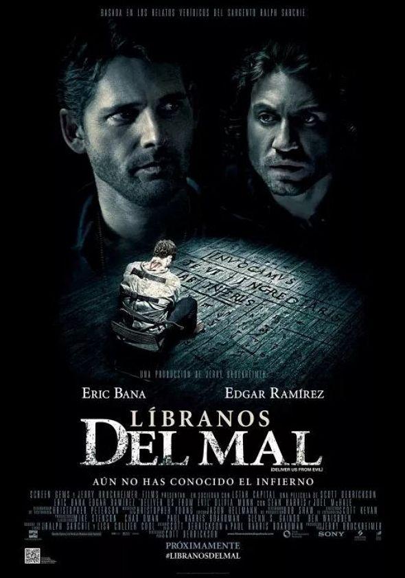 Poster En Espanol De Libranos Del Mal Deliver Us From Evil Free Movies Online Full Movies Online Free Movies Online
