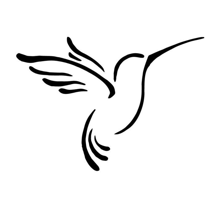 Hummingbird By Noemie Baracco Scherer Hummingbird Tattoo