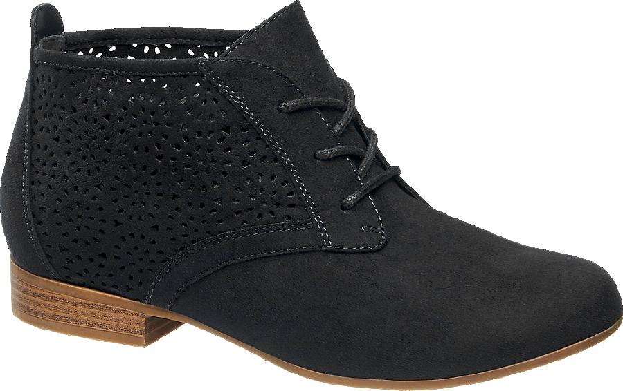 Modne Polbuty Damskie Graceland 1140263 Boots Shoes Ankle Boot