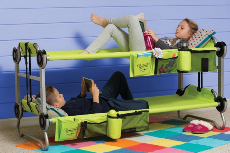 Portable Bunk Beds Are The Perfect Solution For Your Kids