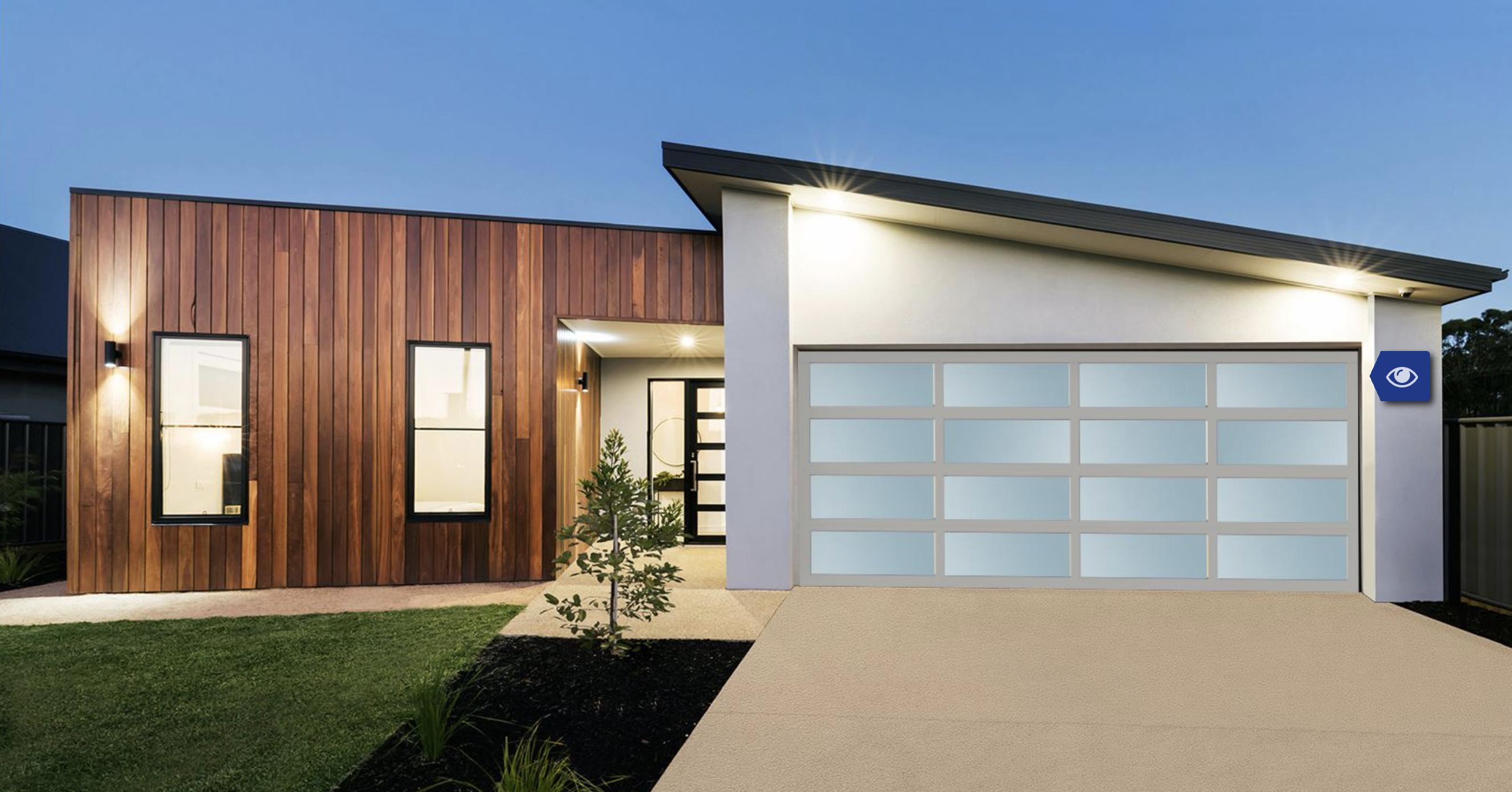 Design Your Garage Door Aluminum Full View Option Garage Door Design Garage Doors Garage Door Styles