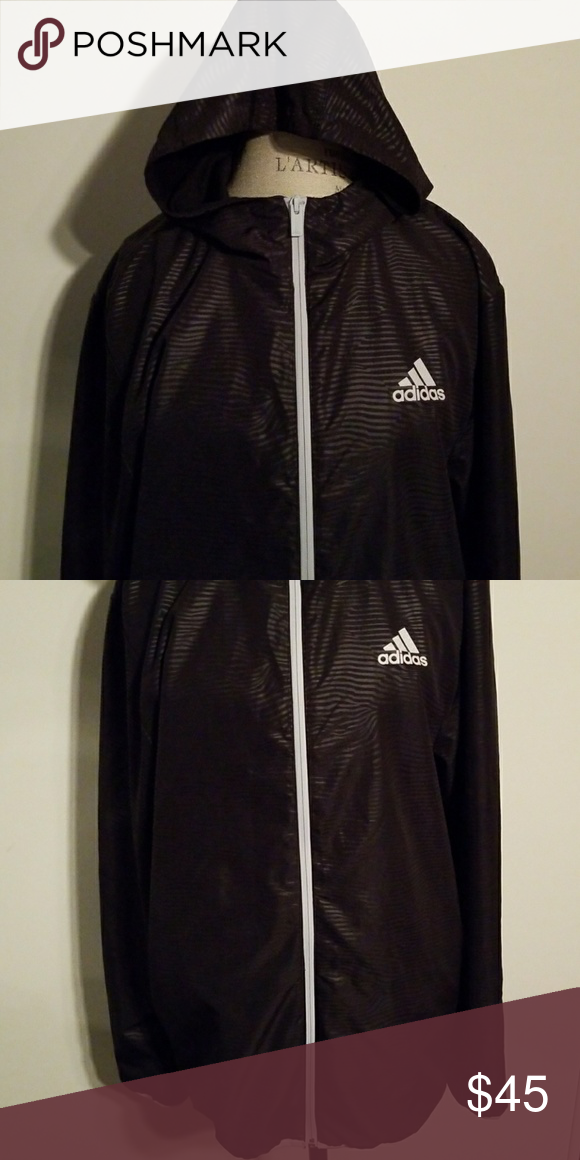 adidas Originals Mens Marathon 83 Jacket Mens Coats Mens Coats COLOUR-purple/black