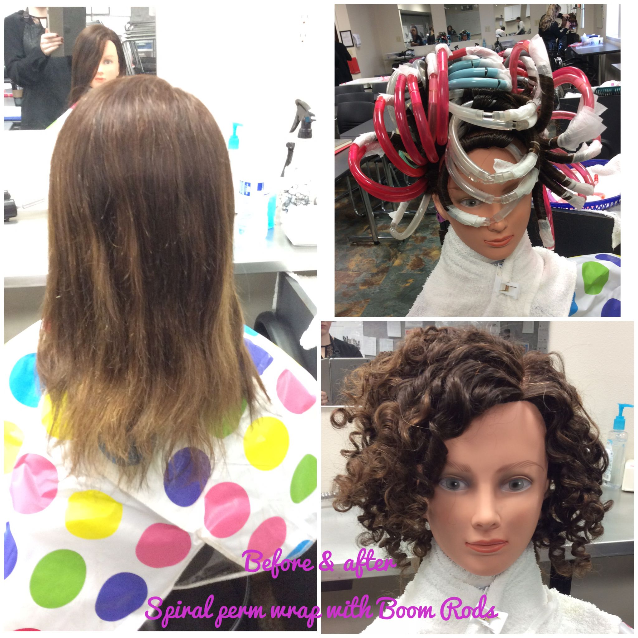 spiral perm wrap w boom rods nov 30 chemical texture services
