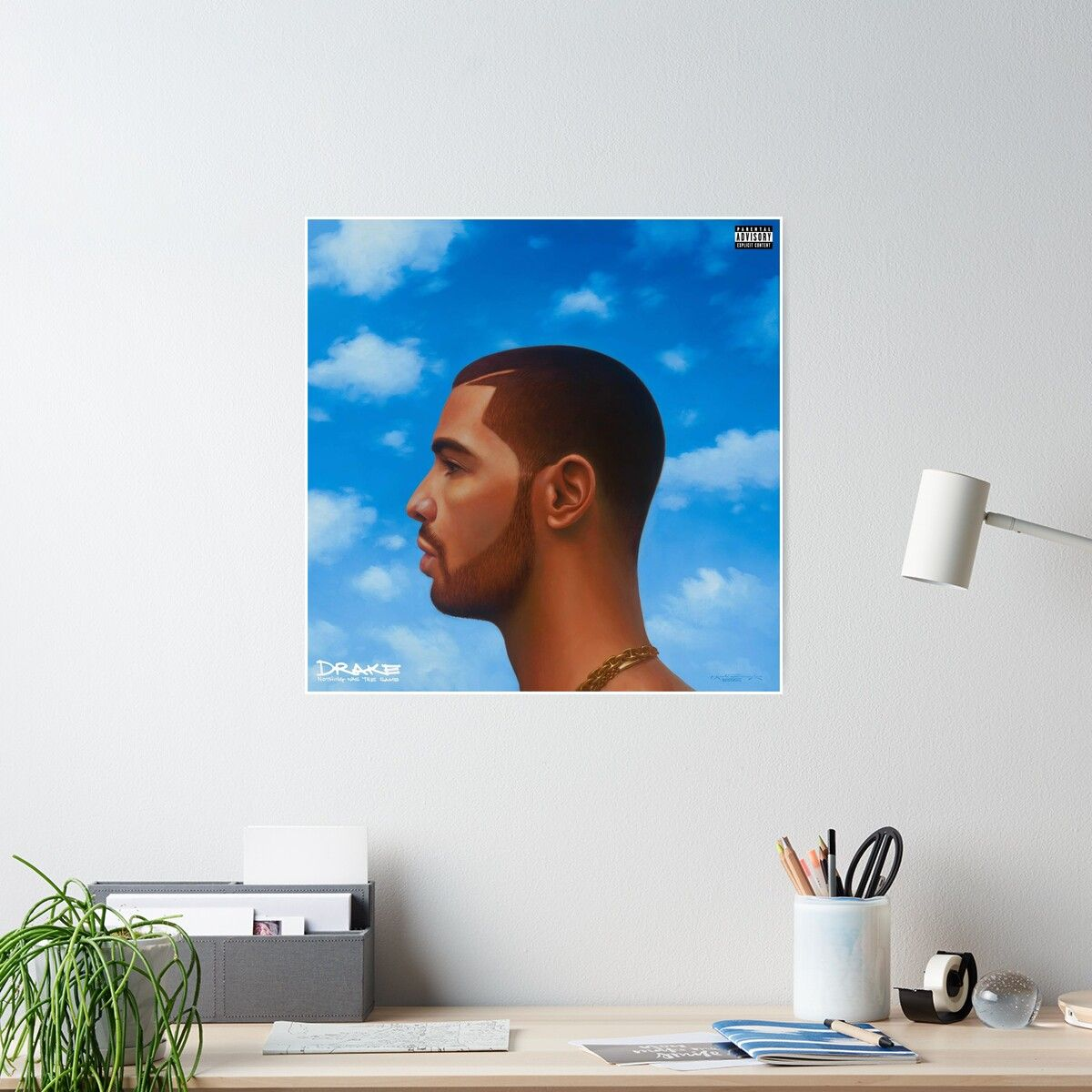 Nothing Was The Same Poster Poster Sell Your Art Framed Prints