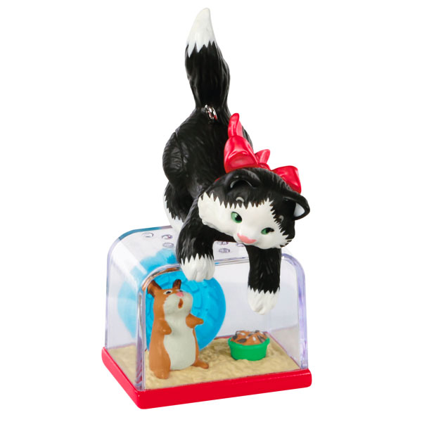 Keepsake Christmas Ornament 2020 2020 Mischievous Kitten #22 Hallmark Christmas Ornament in 2020