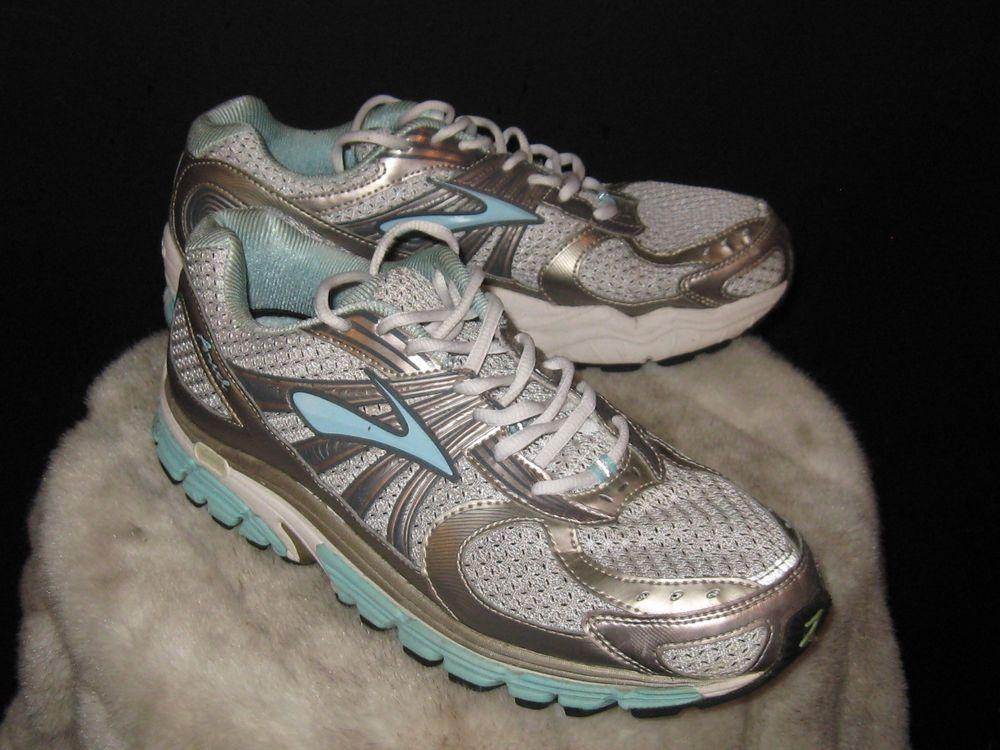 newest b2c75 8a212 Details about Brooks Ariel Women's Running Shoes - Gray/Blue ...