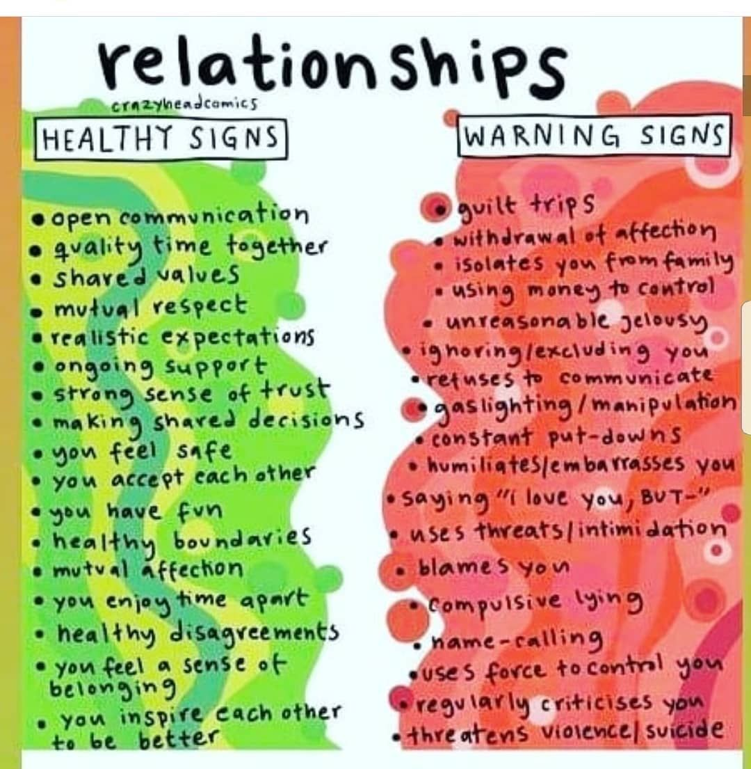 Are you attracting the wrong people healthy vs