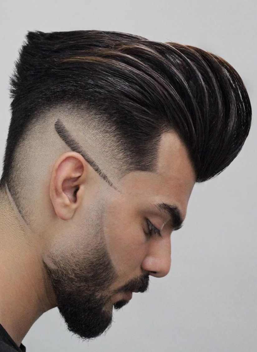 15 Modern And Classic Pompadour Hairstyles For Men In 2020 Mens Hairstyles Pompadour Pompadour Hairstyle Perfect Curly Hair