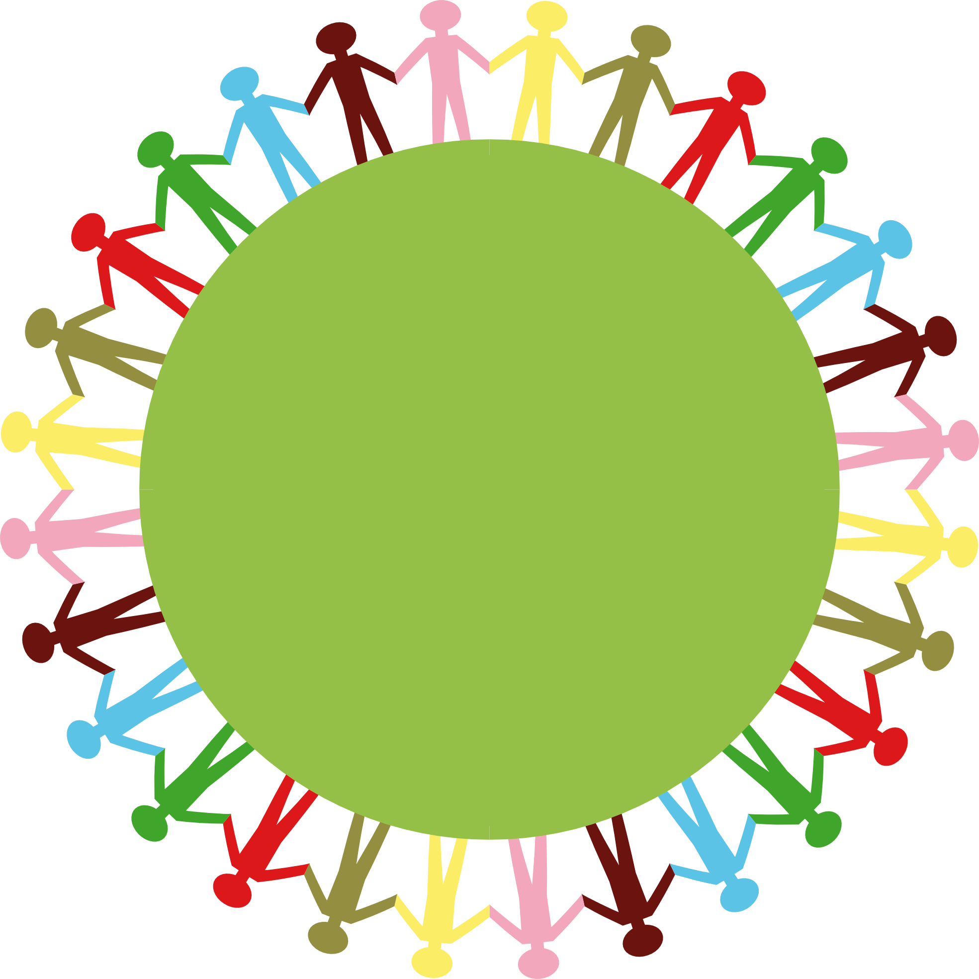 World Clipart Png Clipart People holding hands, Clip