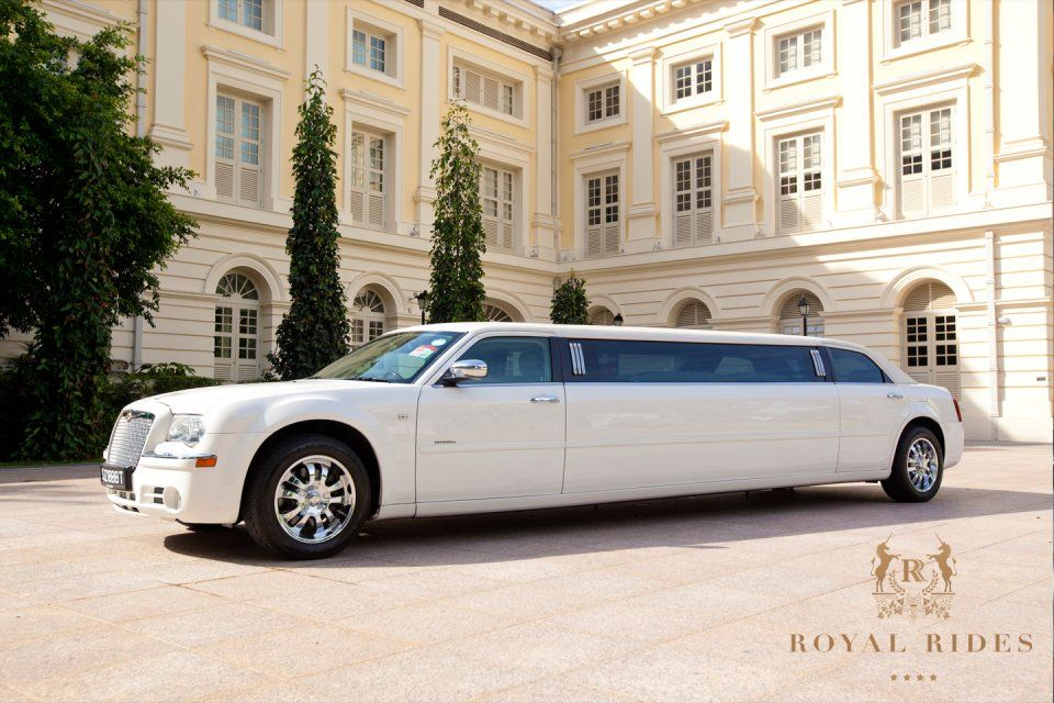 Royal Rides provides quality luxury wedding Chrysler 300 Super ...