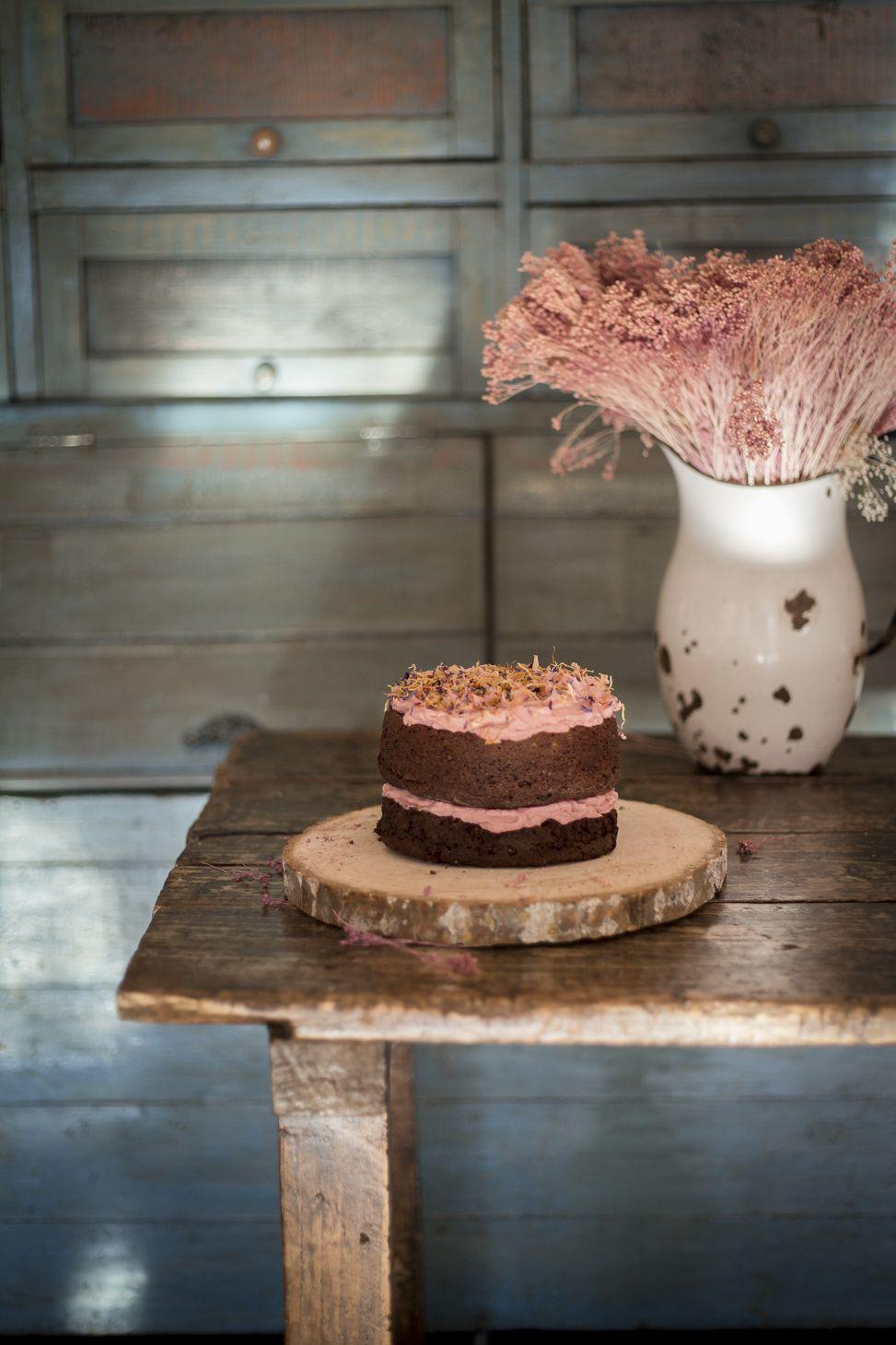 La Cocina de Carolina: Tarta de chocolate sin lactosa