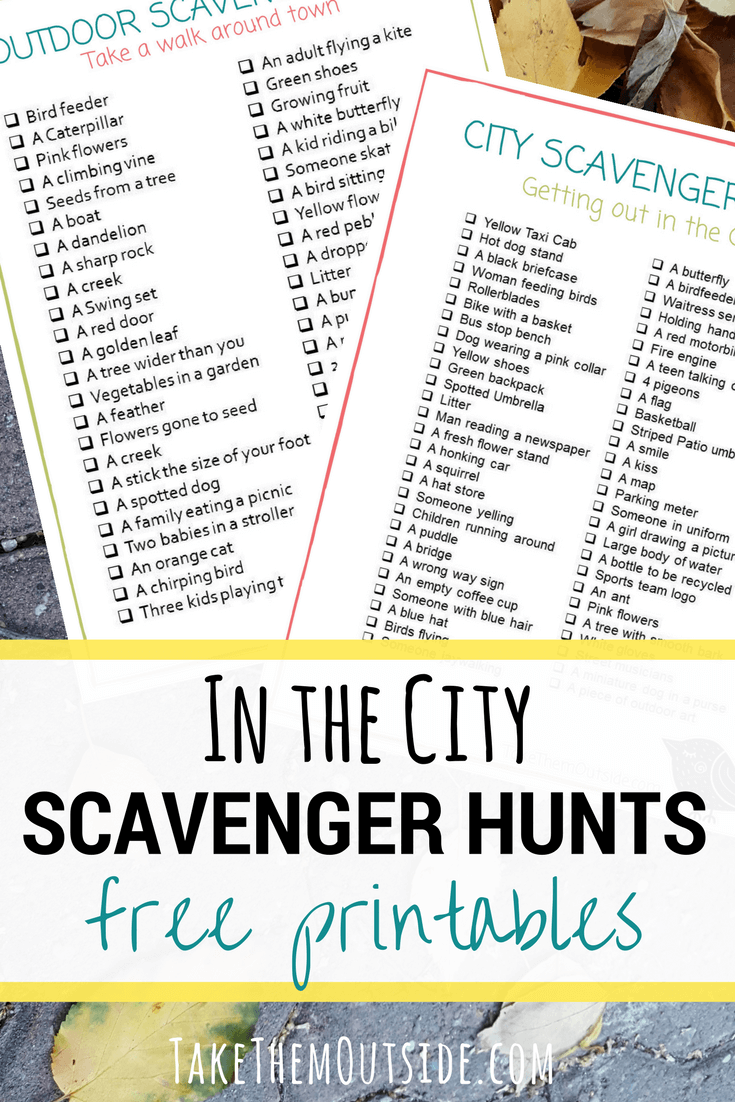 39++ Magazine scavenger hunt printable inspirations