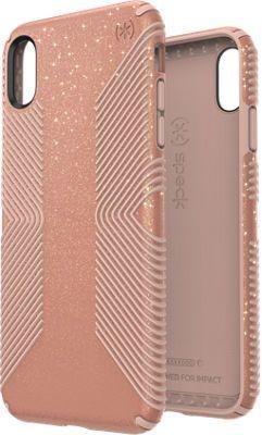 56ebd6fe911 Speck Presidio Grip + Glitter Case for iPhone XS Max