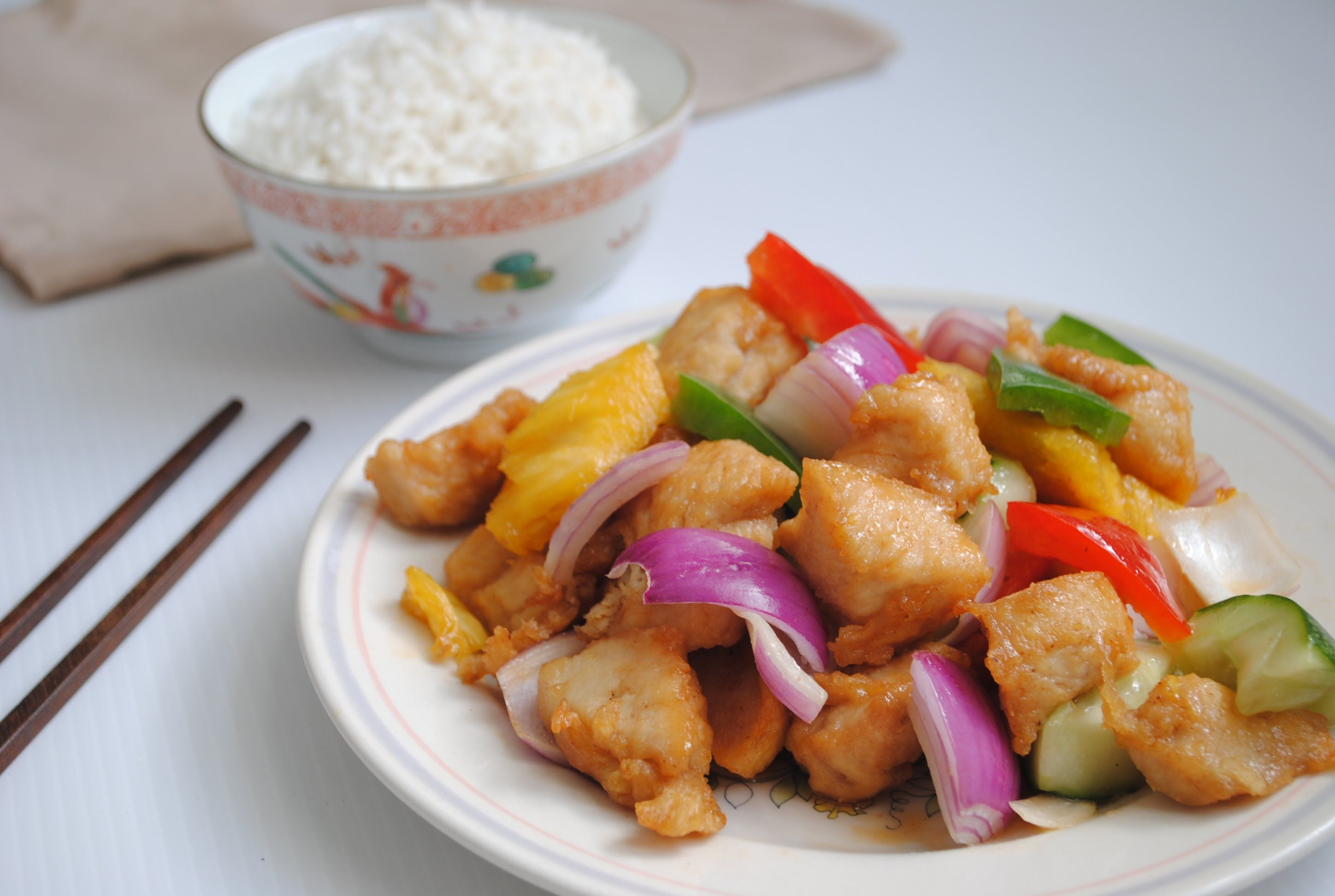 Sweet and sour chicken easy chinese recipe want to impress your sweet and sour chicken easy chinese recipe want to impress your friends and family members forumfinder Choice Image
