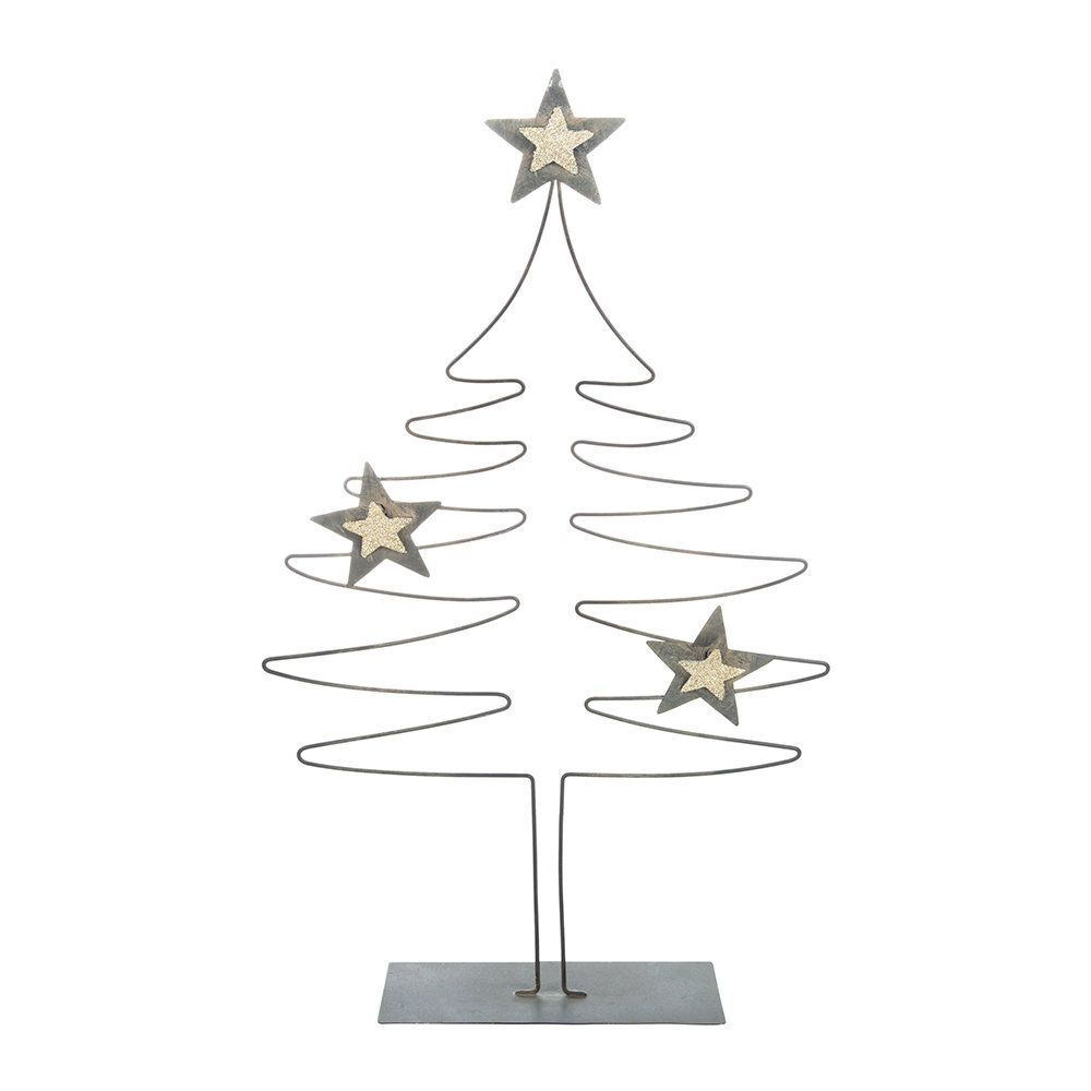 Create a contemporary Christmas look with this Christmas Card Holder ...