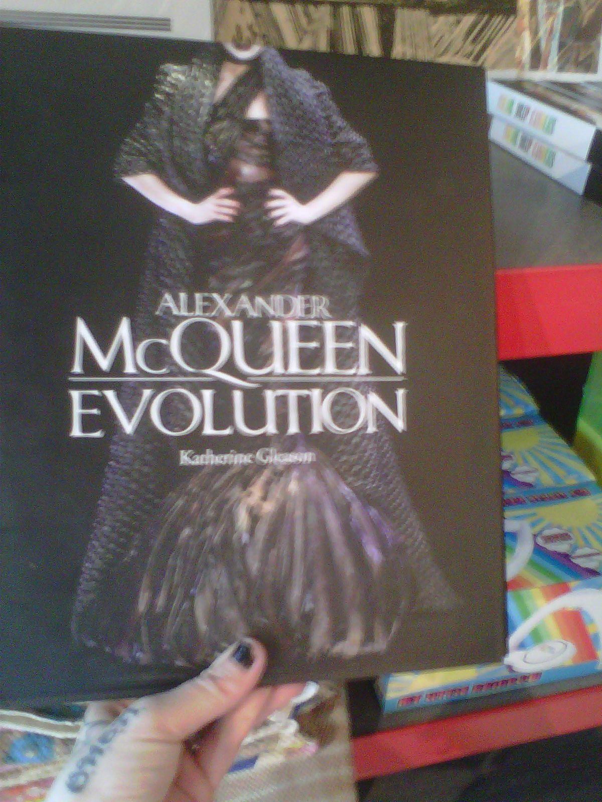 Alexander Mcqueen Coffee Table Book