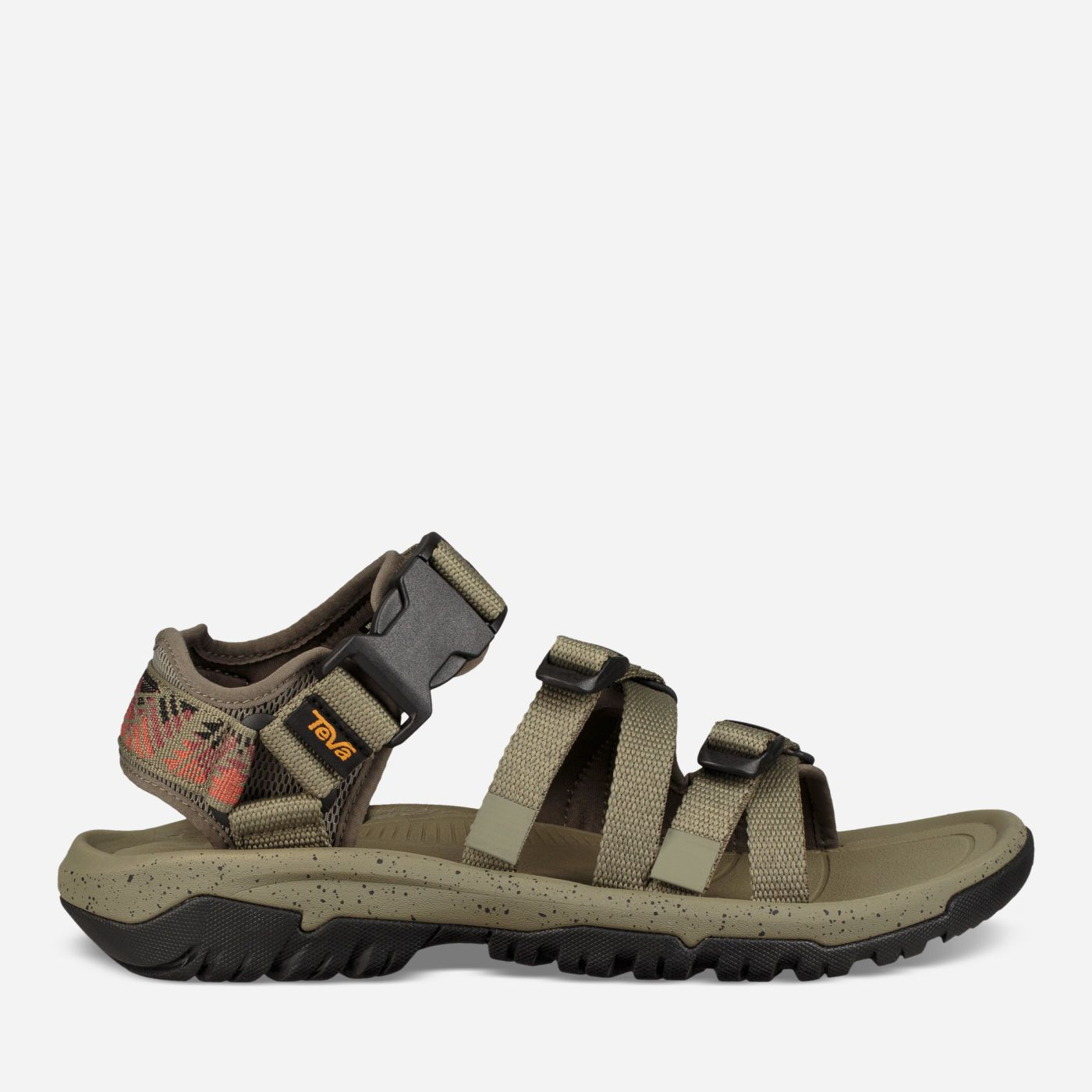 Teva Men S Hurricane Xlt2 Alp Sandals In Black Olive Size Sandals Soft Heels Mens Sandals