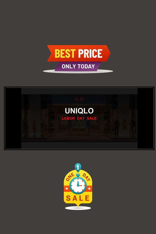 5 Best Uniqlo Labor Day Deals 2020 In 2020 Uniqlo Sale Store Affordable Shopping
