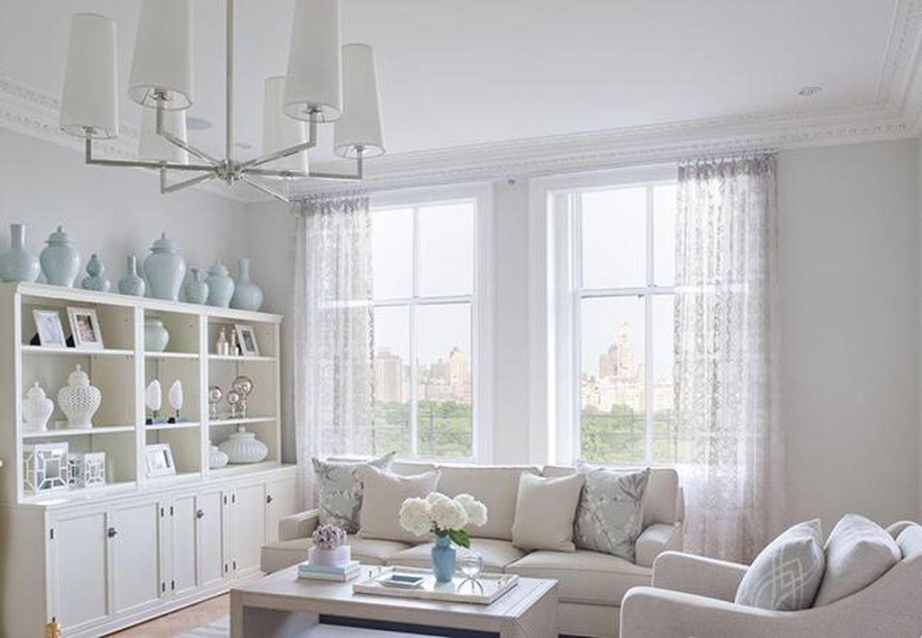 25 White Winter Home Decorations For Living Room Idea Homeridian Com Living Room Design Modern Living Room Photos Living Room White