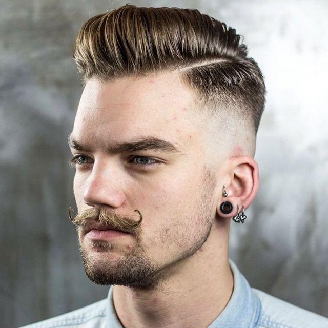 Pin en barba