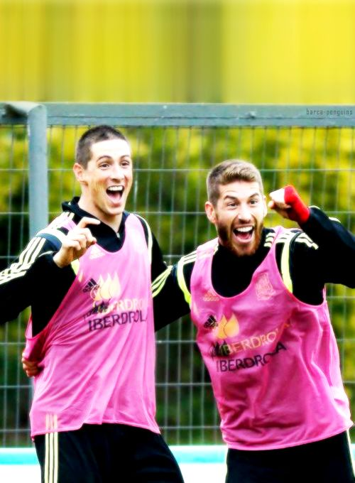 bbs Ramos and Torres