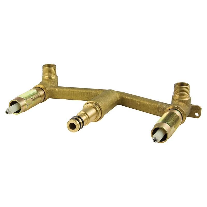 Pfister L0w8 0100 Wall Faucet Faucet Lavatory Faucet