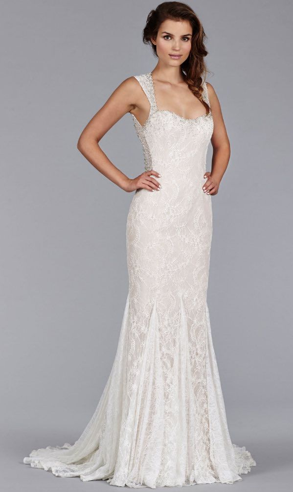Wedding Dress Inspiration - Jim Hjelm | Jim hjelm wedding dresses ...